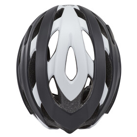 Bell Event Helm black/white road block